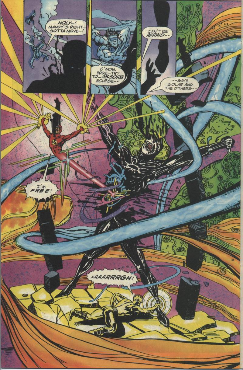 Read online Secret Weapons comic -  Issue #2 - 20