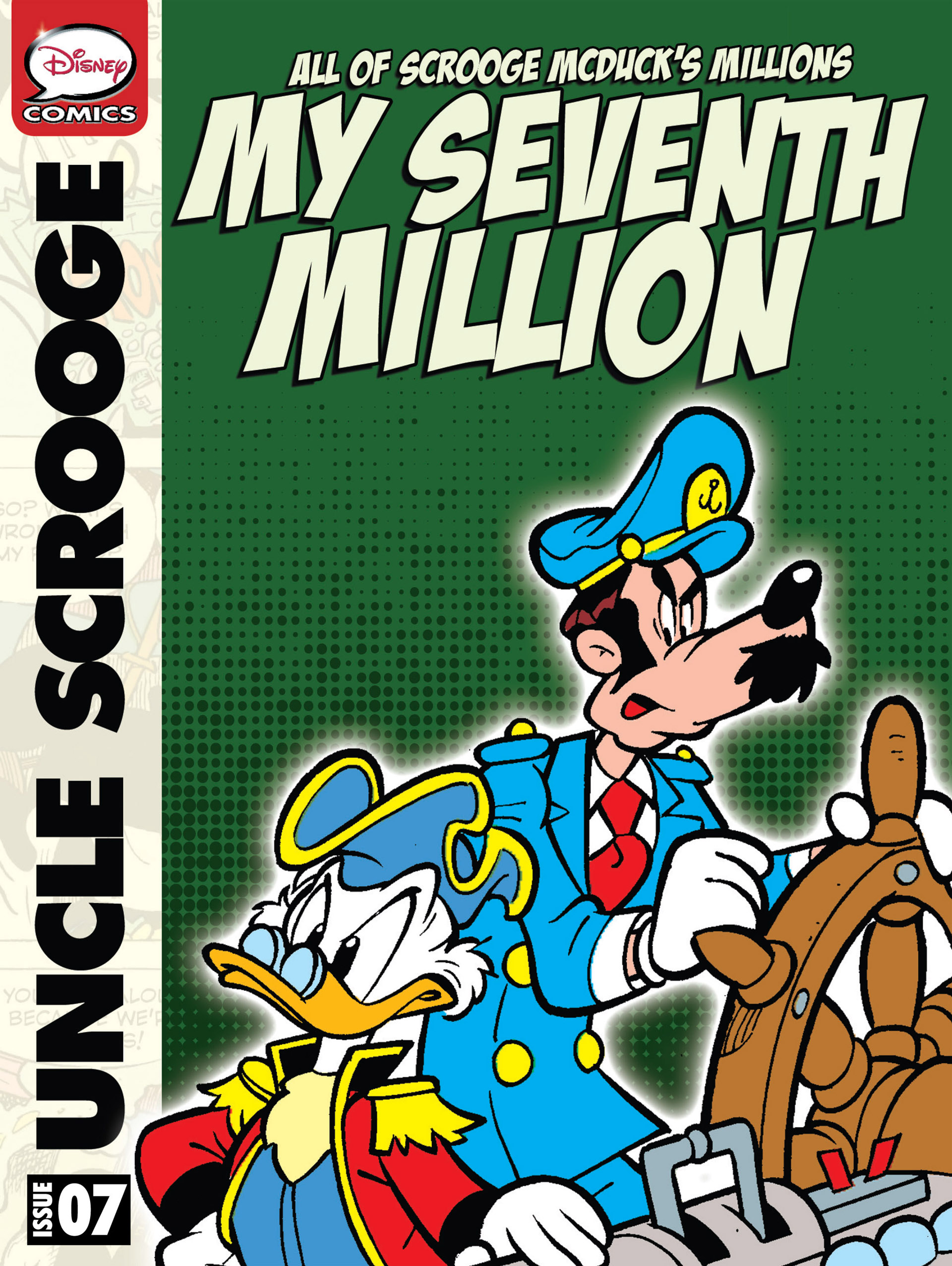 Read online All of Scrooge McDuck's Millions comic -  Issue #7 - 2