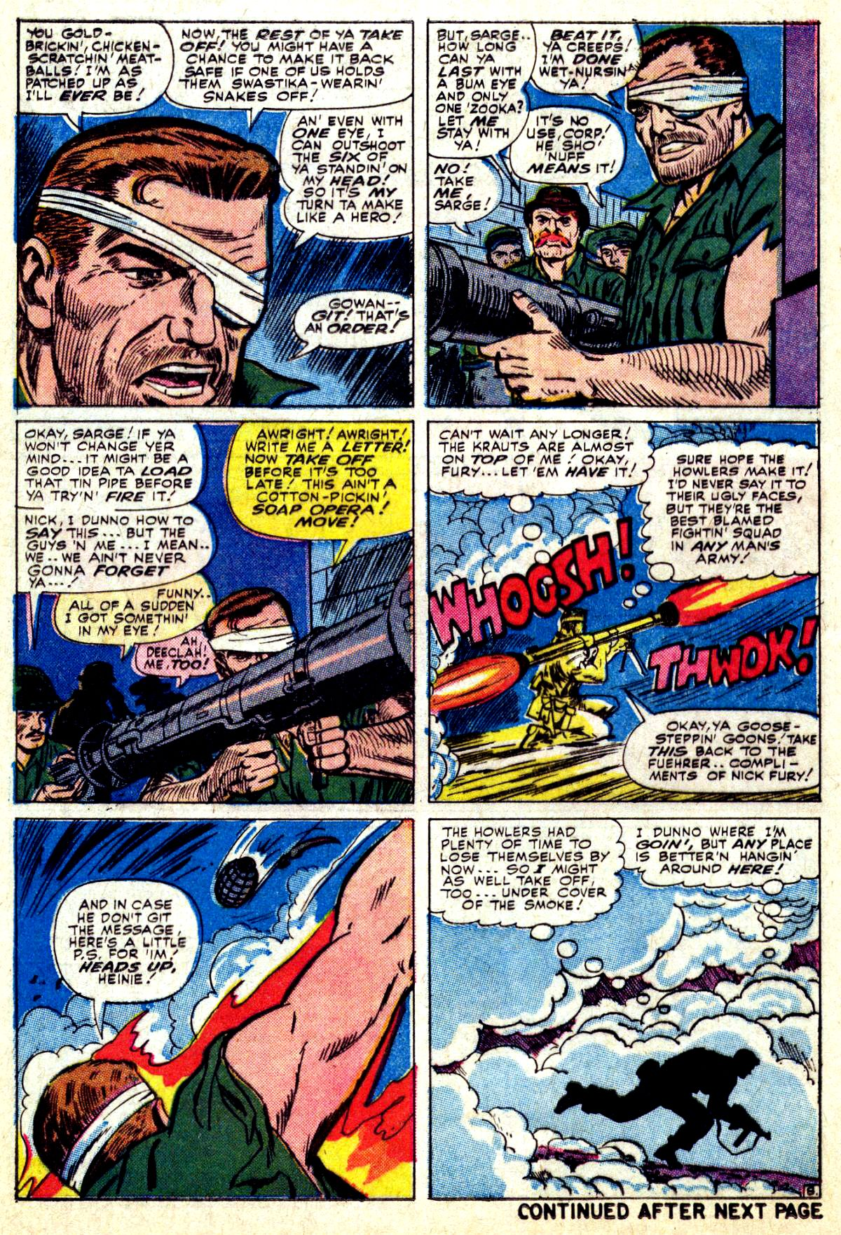 Read online Sgt. Fury comic -  Issue #27 - 12
