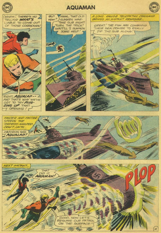 Read online Aquaman (1962) comic -  Issue #13 - 6