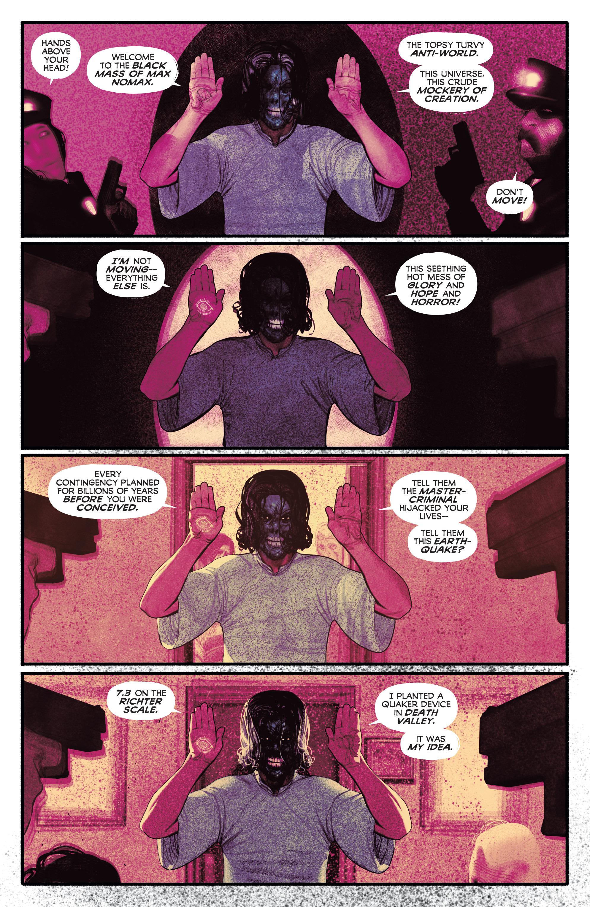 Read online Annihilator comic -  Issue #6 - 25