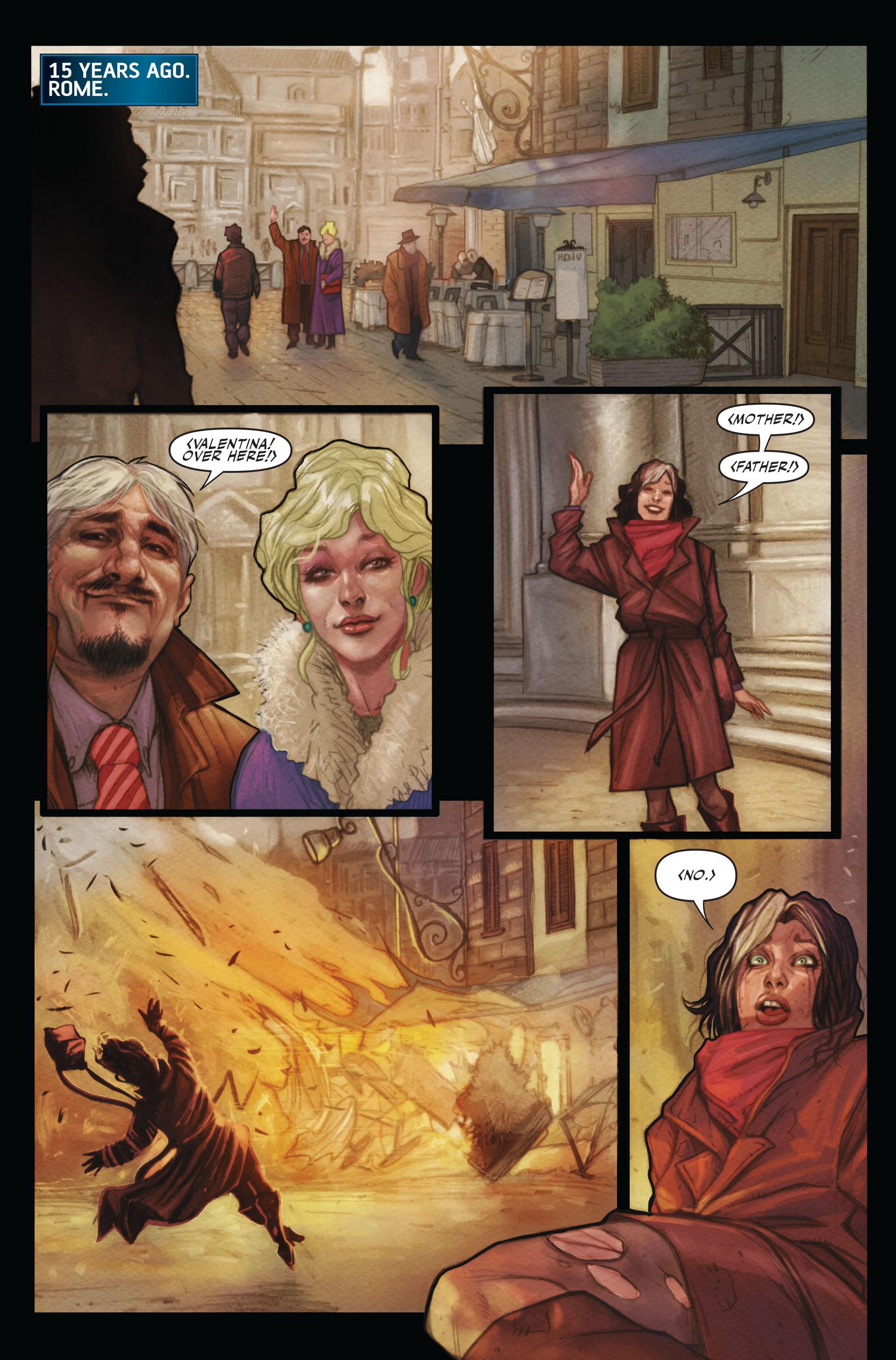 Read online Secret Warriors comic -  Issue #14 - 11
