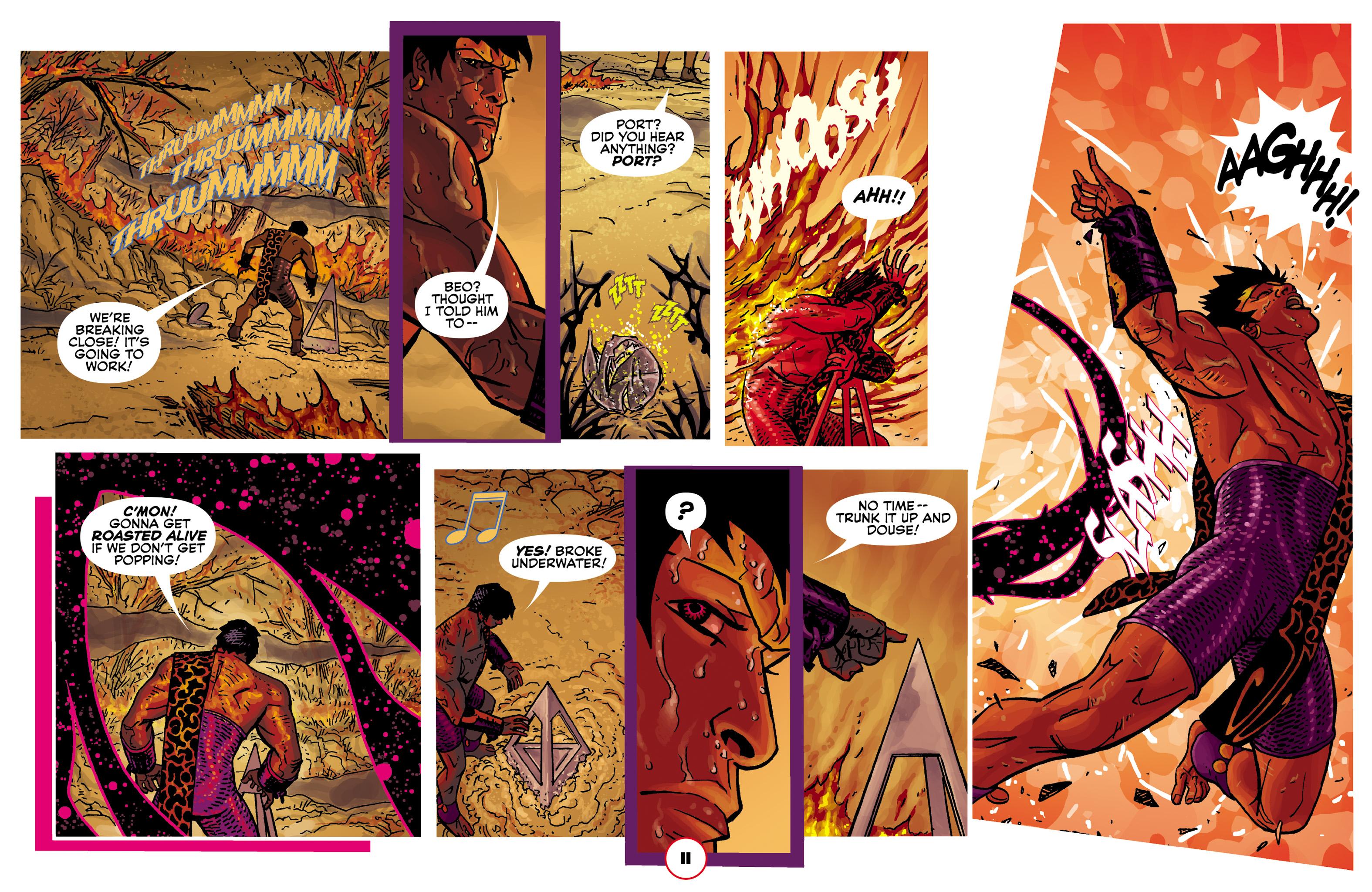 Read online Adam.3 comic -  Issue #2 - 13