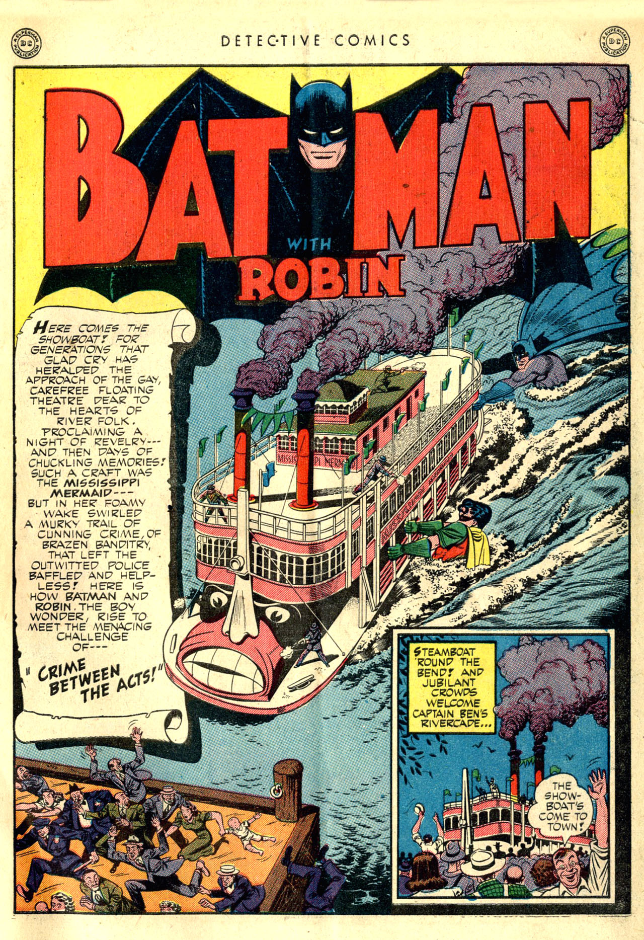 Read online Detective Comics (1937) comic -  Issue #90 - 3