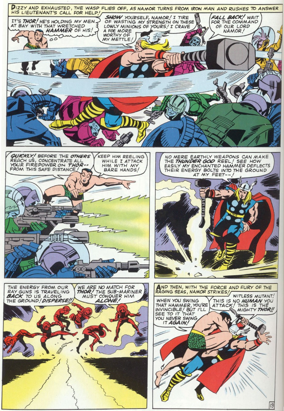 The Avengers (1963) 4 Page 19