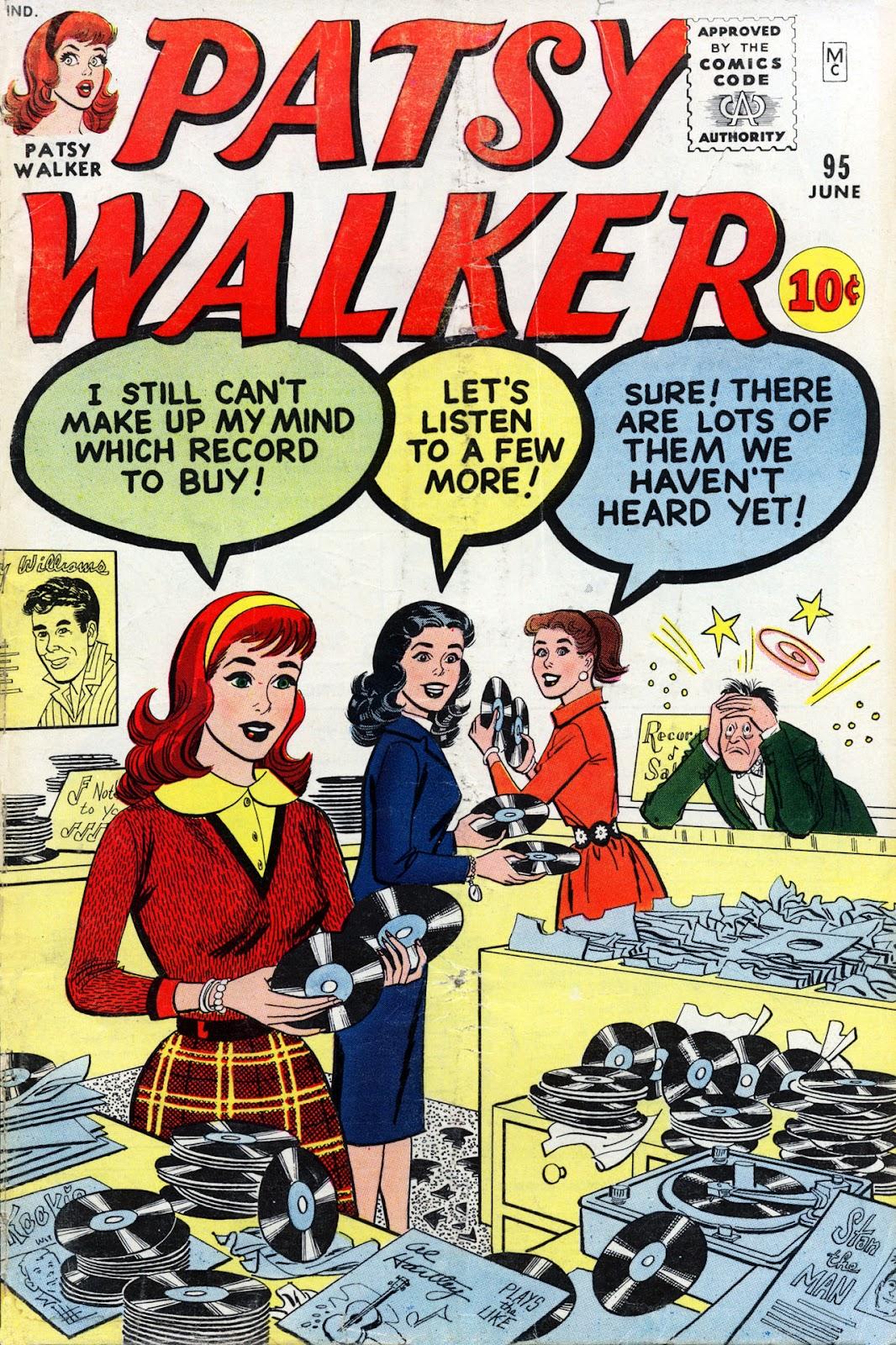 Patsy Walker 95 Page 1