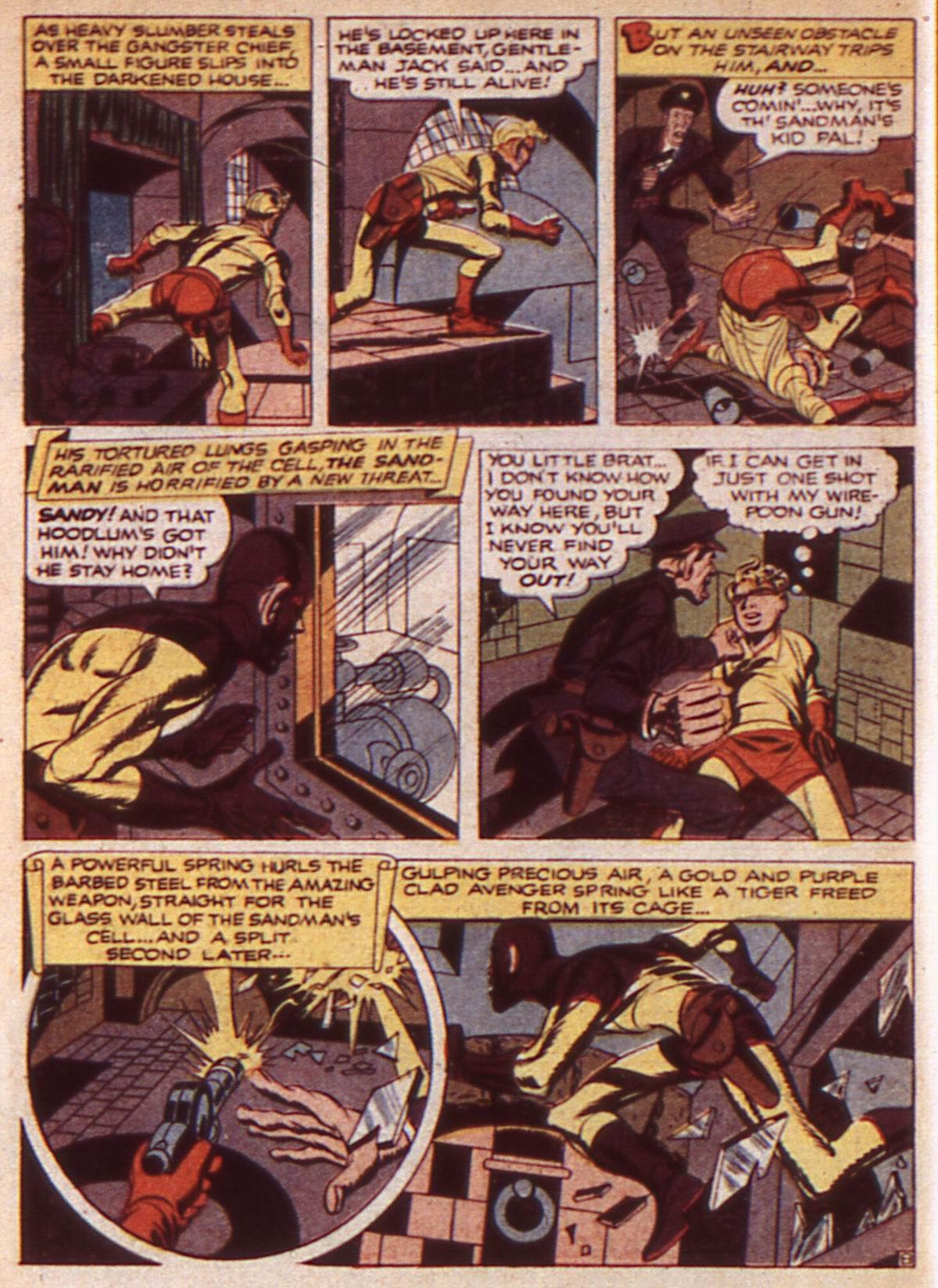 Read online Adventure Comics (1938) comic -  Issue #85 - 10