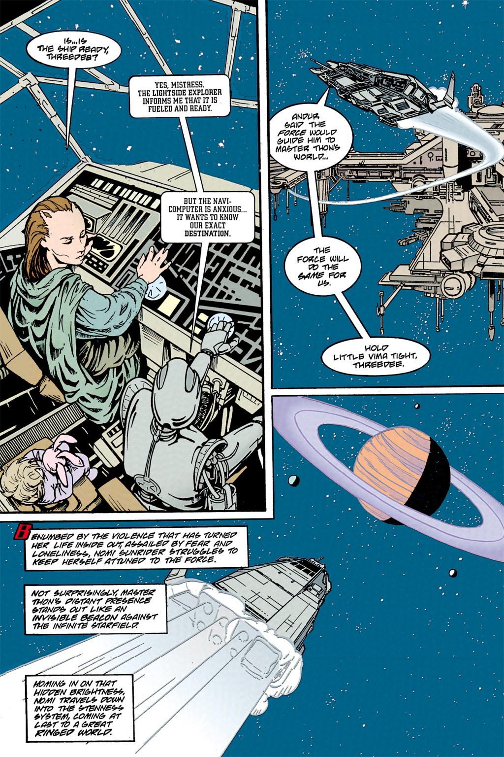 Read online Star Wars Omnibus comic -  Issue # Vol. 4 - 322