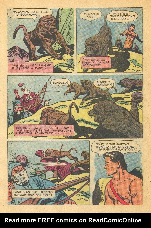 Tarzan (1948) issue 57 - Page 36