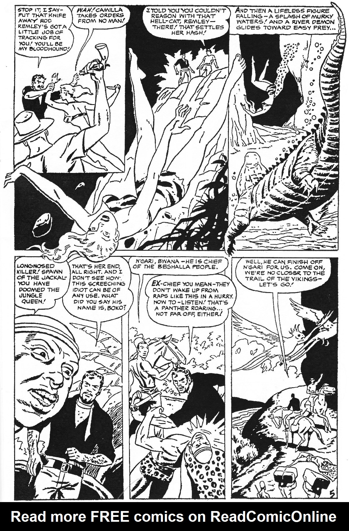 Read online Men of Mystery Comics comic -  Issue #57 - 21
