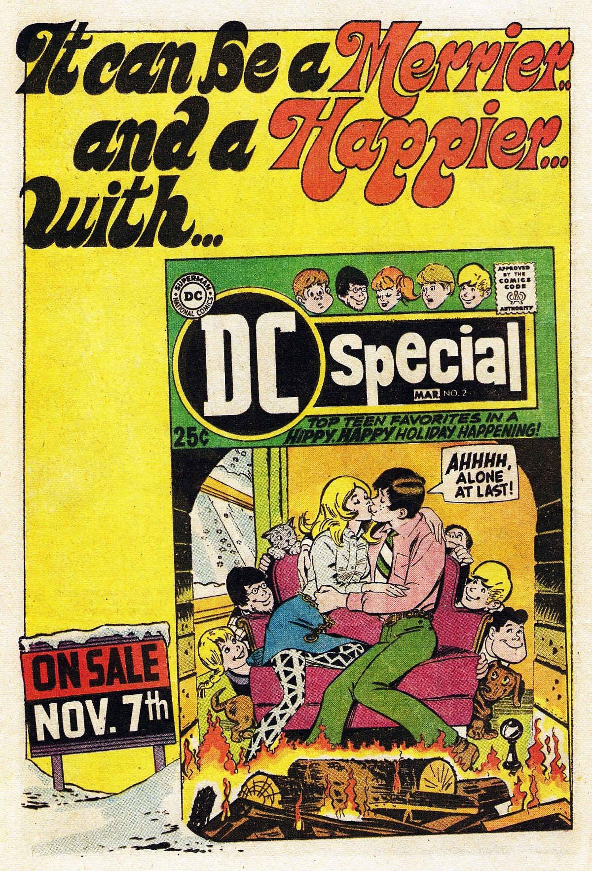 Read online Adventure Comics (1938) comic -  Issue #376 - 12