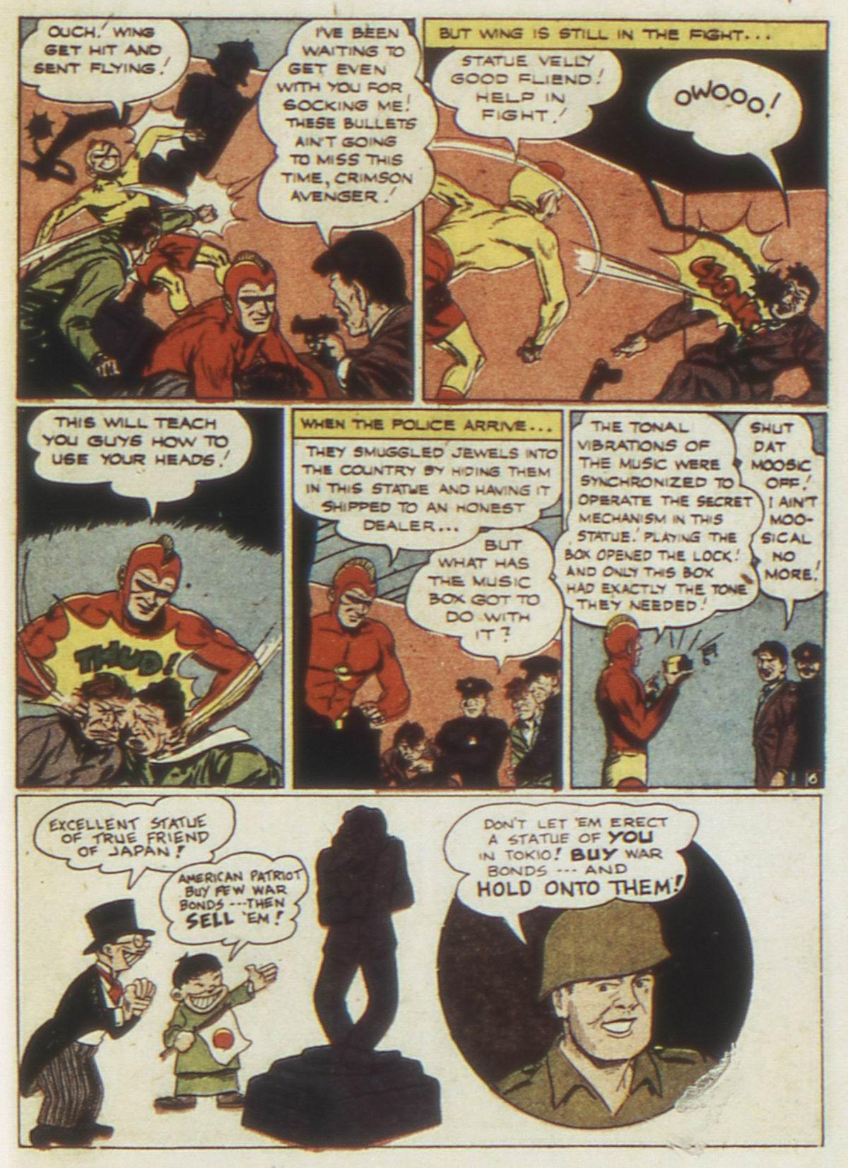 Read online Detective Comics (1937) comic -  Issue #87 - 35