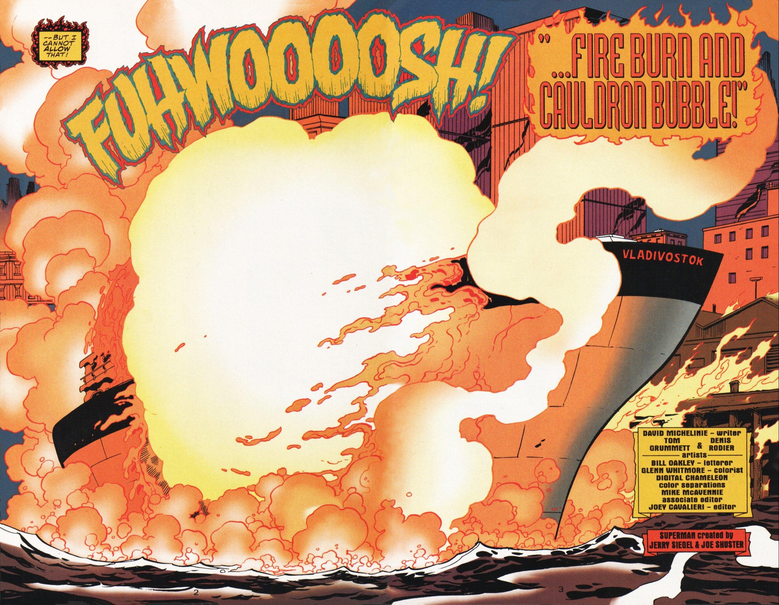 Action Comics (1938) 731 Page 3