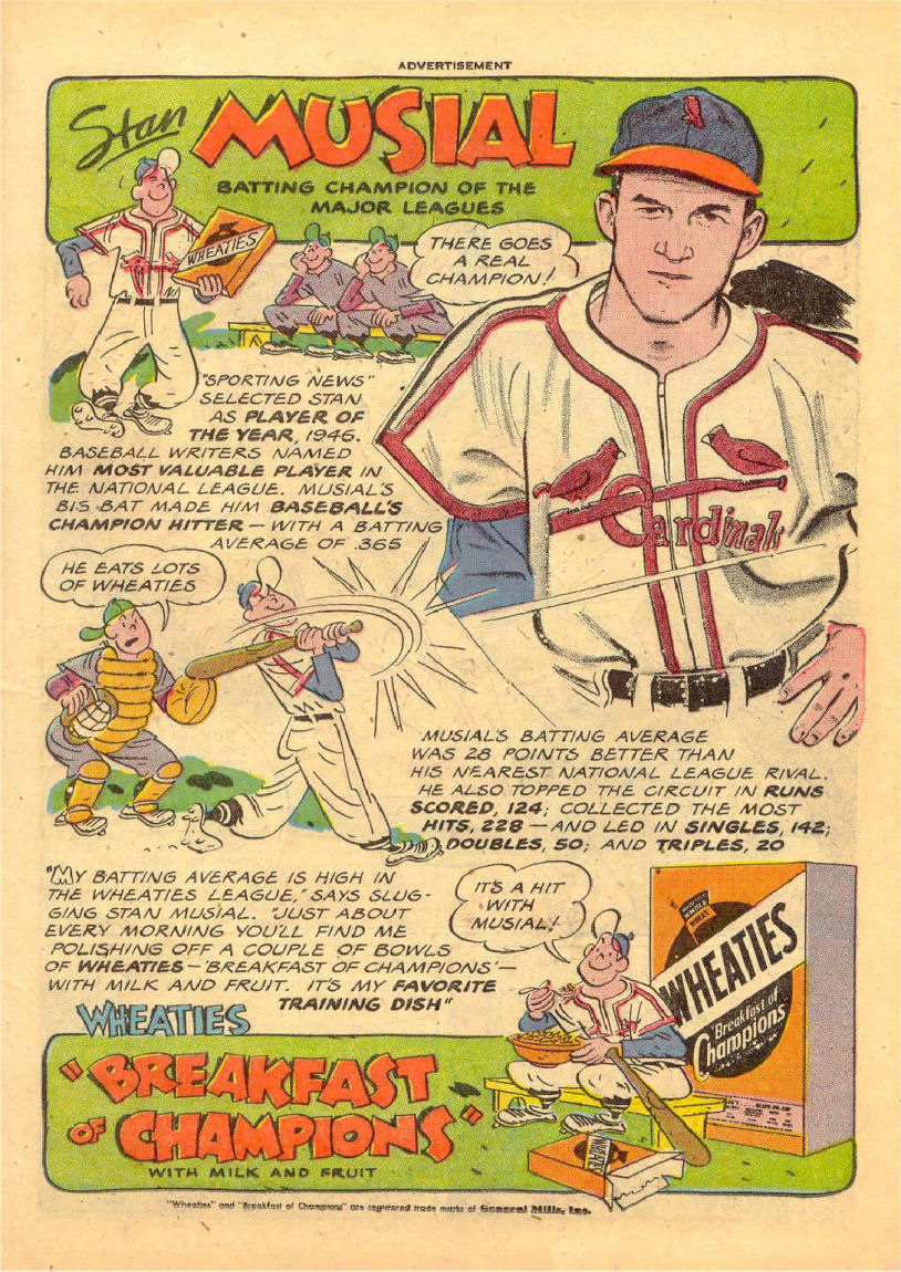 Read online Sensation (Mystery) Comics comic -  Issue #70 - 14