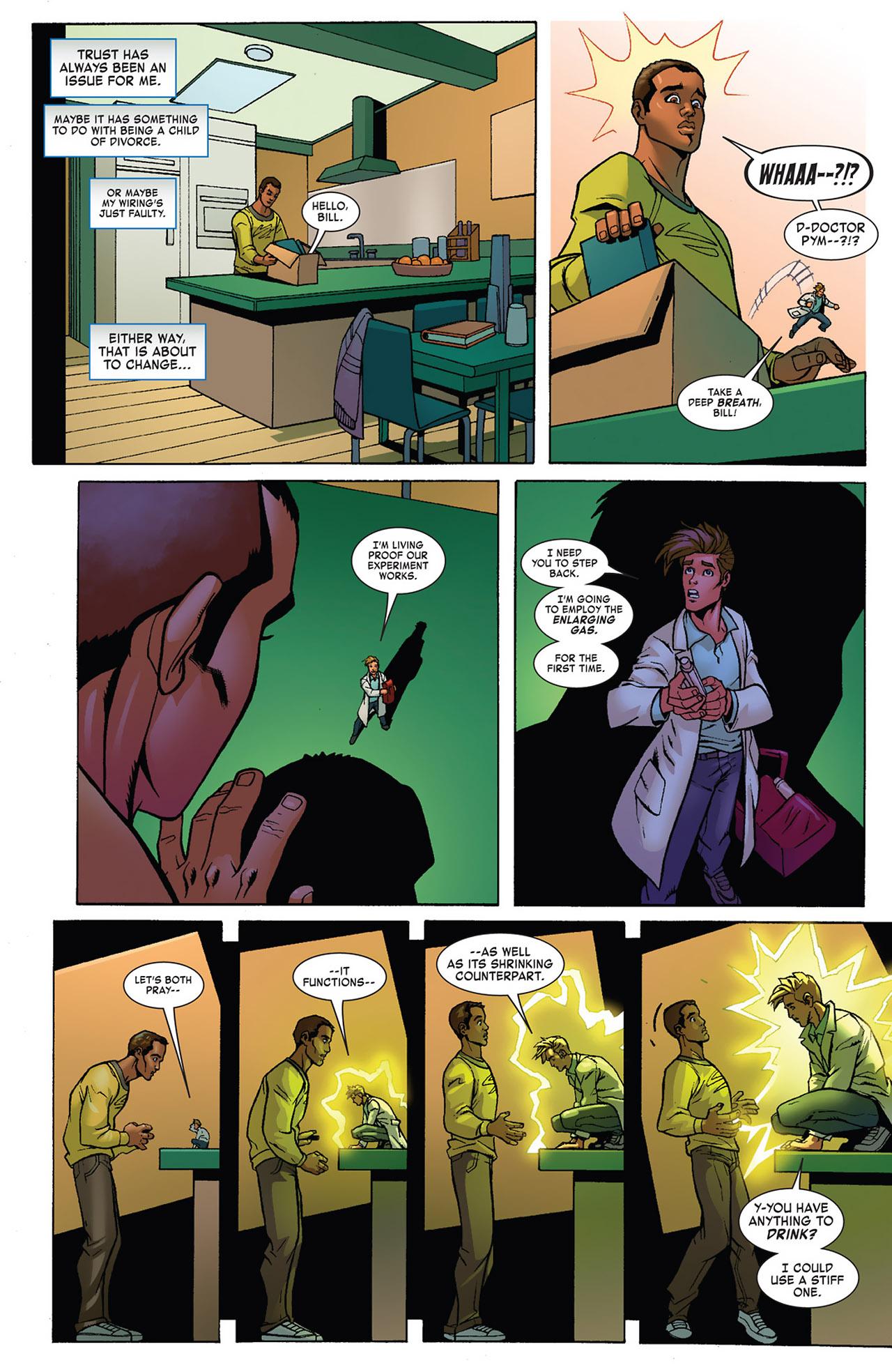 Read online Ant-Man: Season One comic -  Issue #Ant-Man: Season One Full - 34