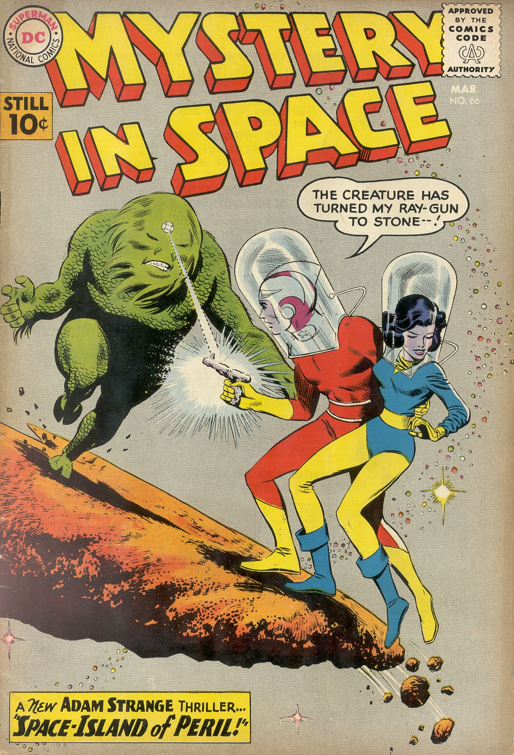Mystery in Space (1951) issue 66 - Page 1