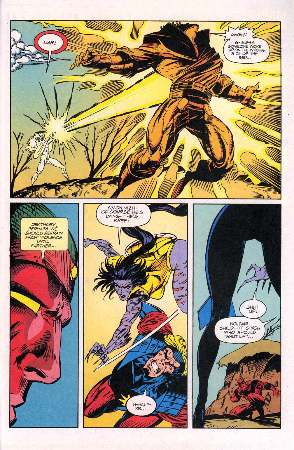 Avengers Unplugged issue 5 - Page 18