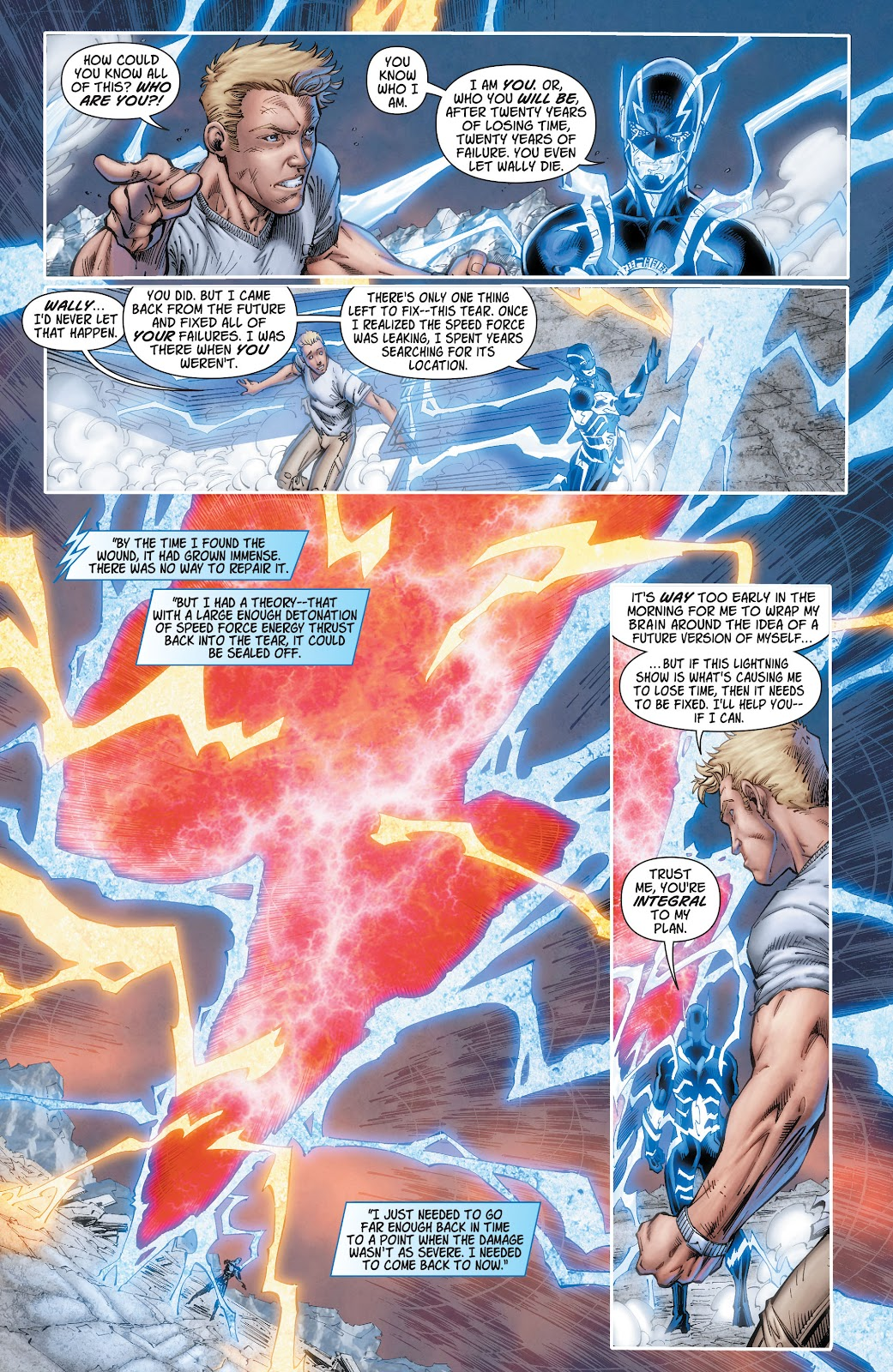 Read online The Flash (2011) comic -  Issue # _TPB 6 (Part 2) - 65