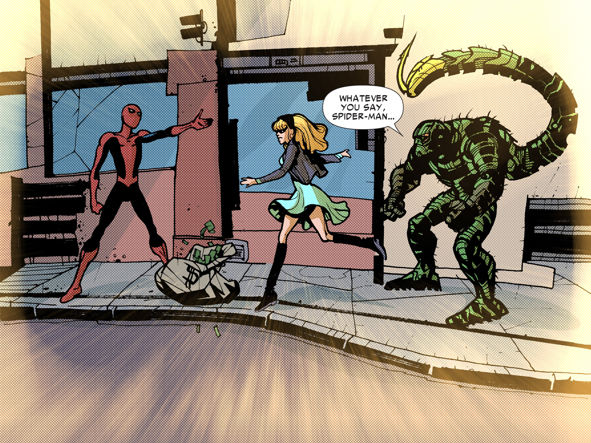 Read online Amazing Spider-Man: Who Am I? comic -  Issue # Full (Part 1) - 224