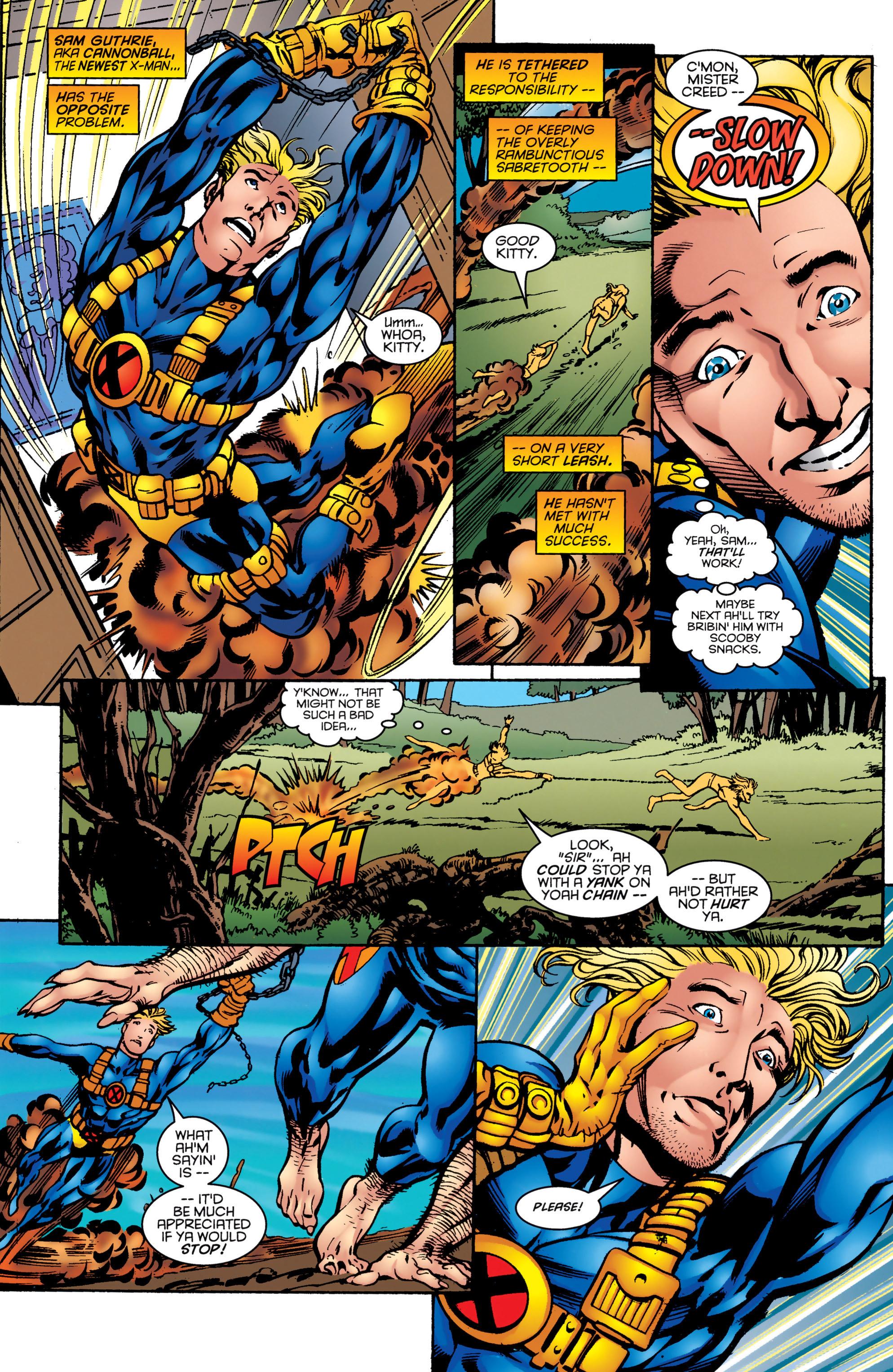 Read online Uncanny X-Men (1963) comic -  Issue #323 - 7