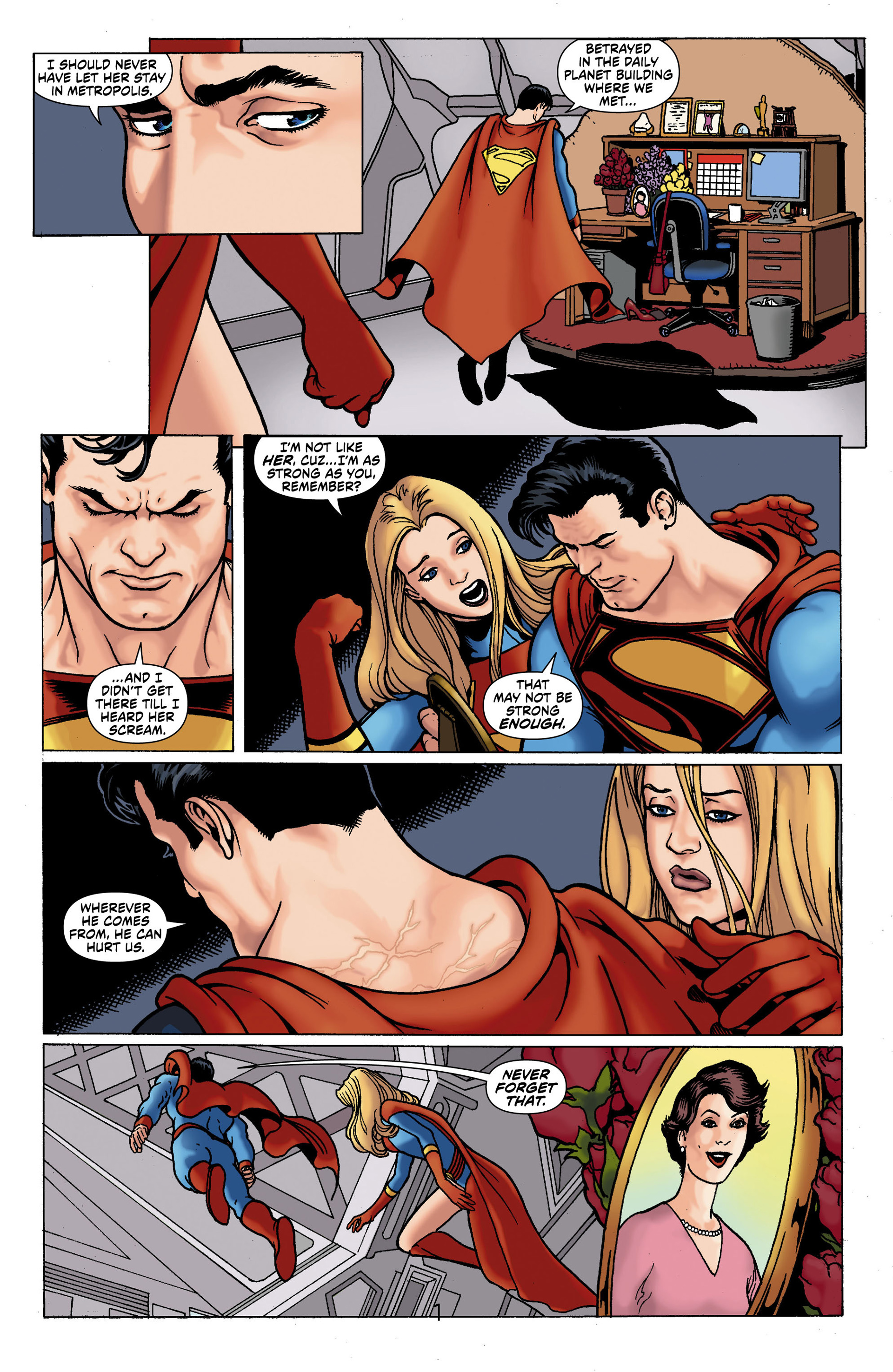 Read online Worlds' Finest comic -  Issue #0 - 11
