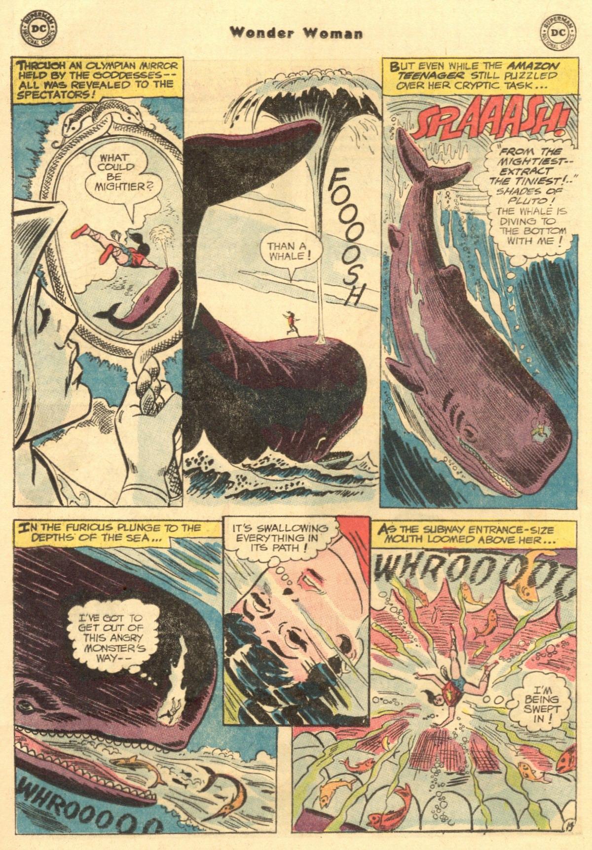 Read online Wonder Woman (1942) comic -  Issue #154 - 20
