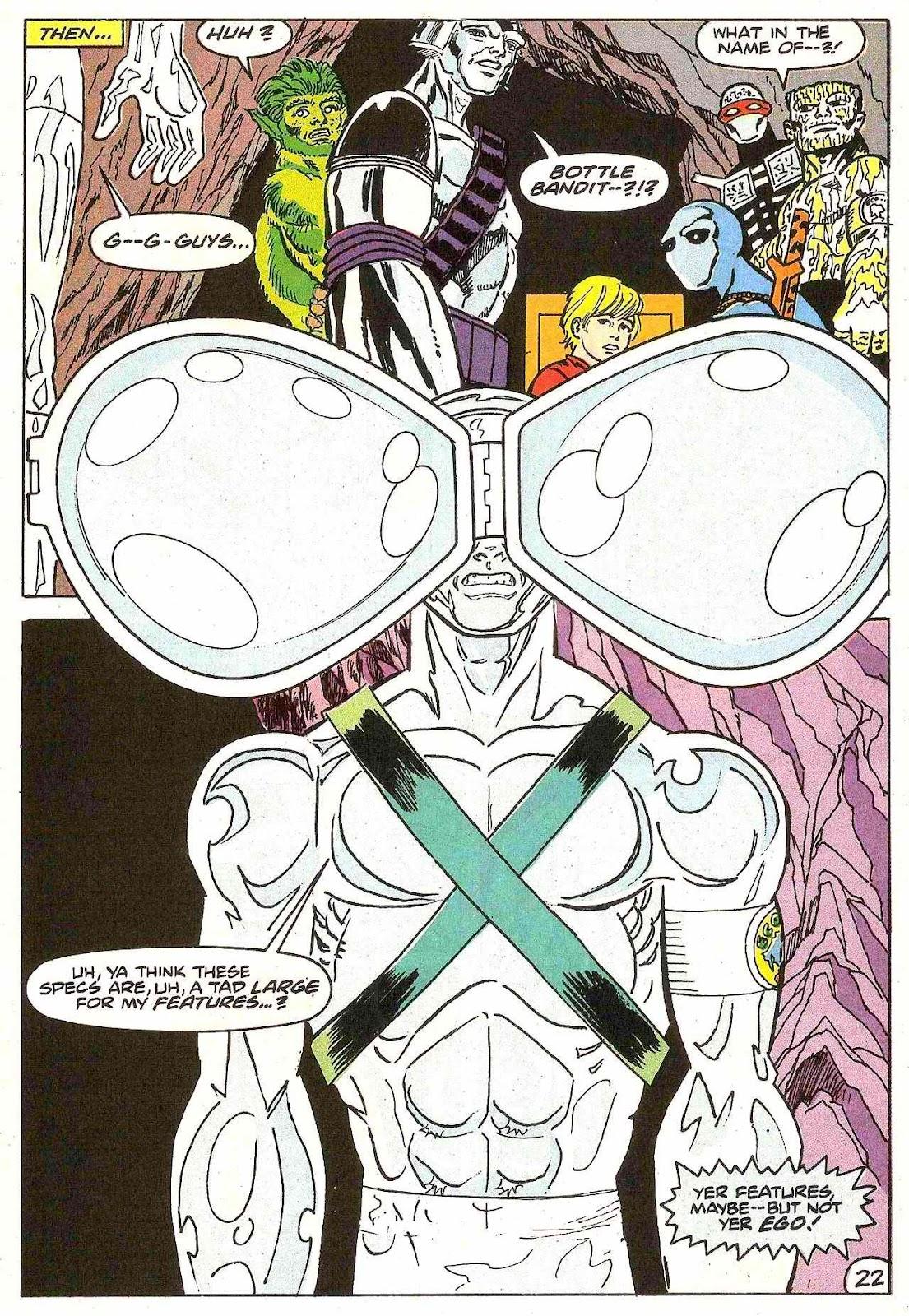 Read online Zen Intergalactic Ninja (1992) comic -  Issue #2 - 20