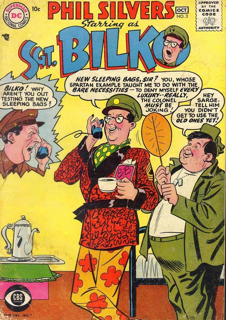 Sergeant Bilko issue 3 - Page 1