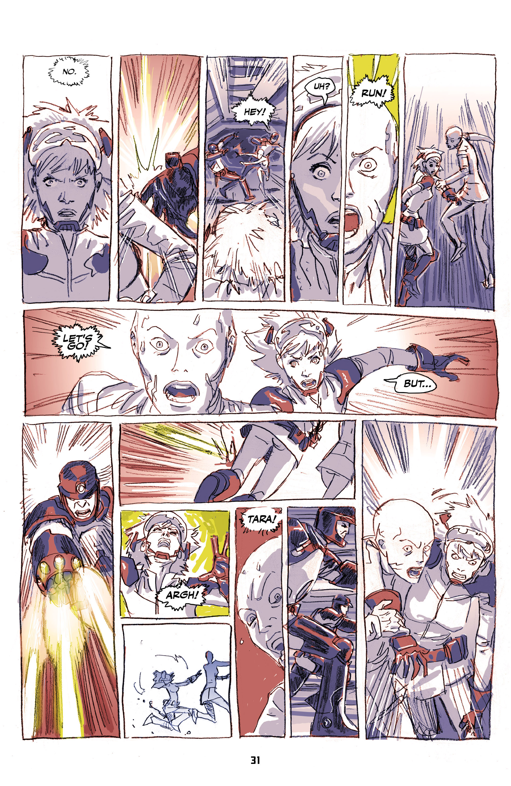 Read online Paklis comic -  Issue #1 - 32