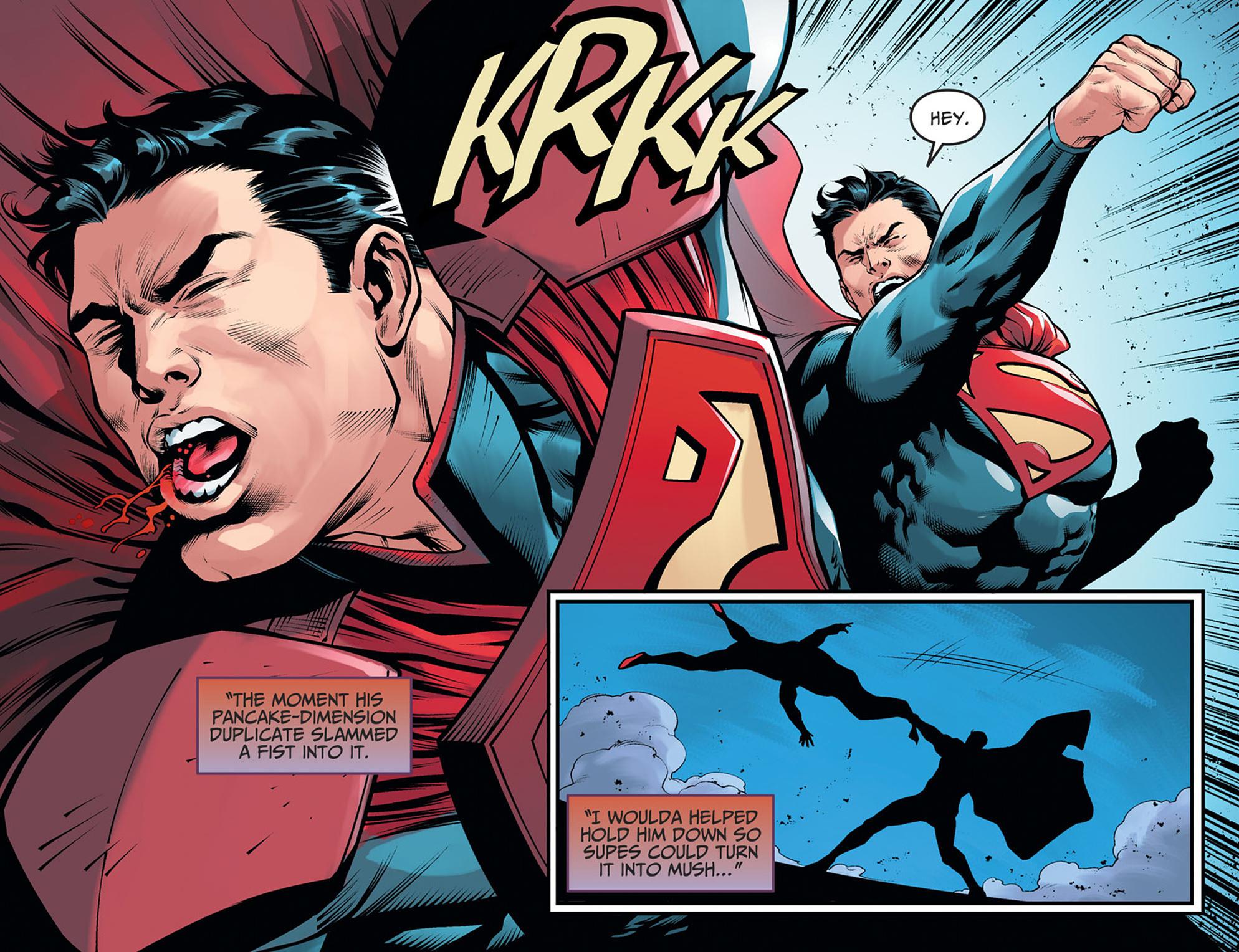 Read online Injustice: Ground Zero comic -  Issue #24 - 7