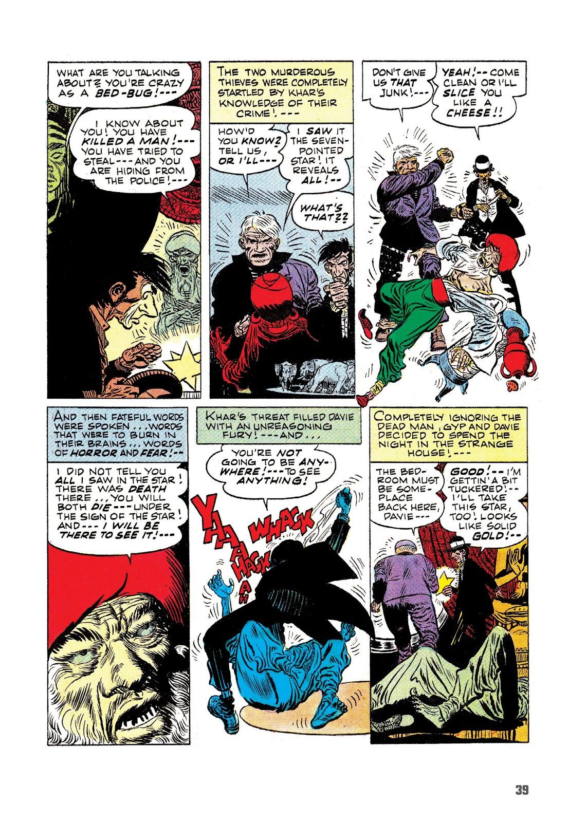 Read online The Joe Kubert Archives comic -  Issue # TPB (Part 1) - 50