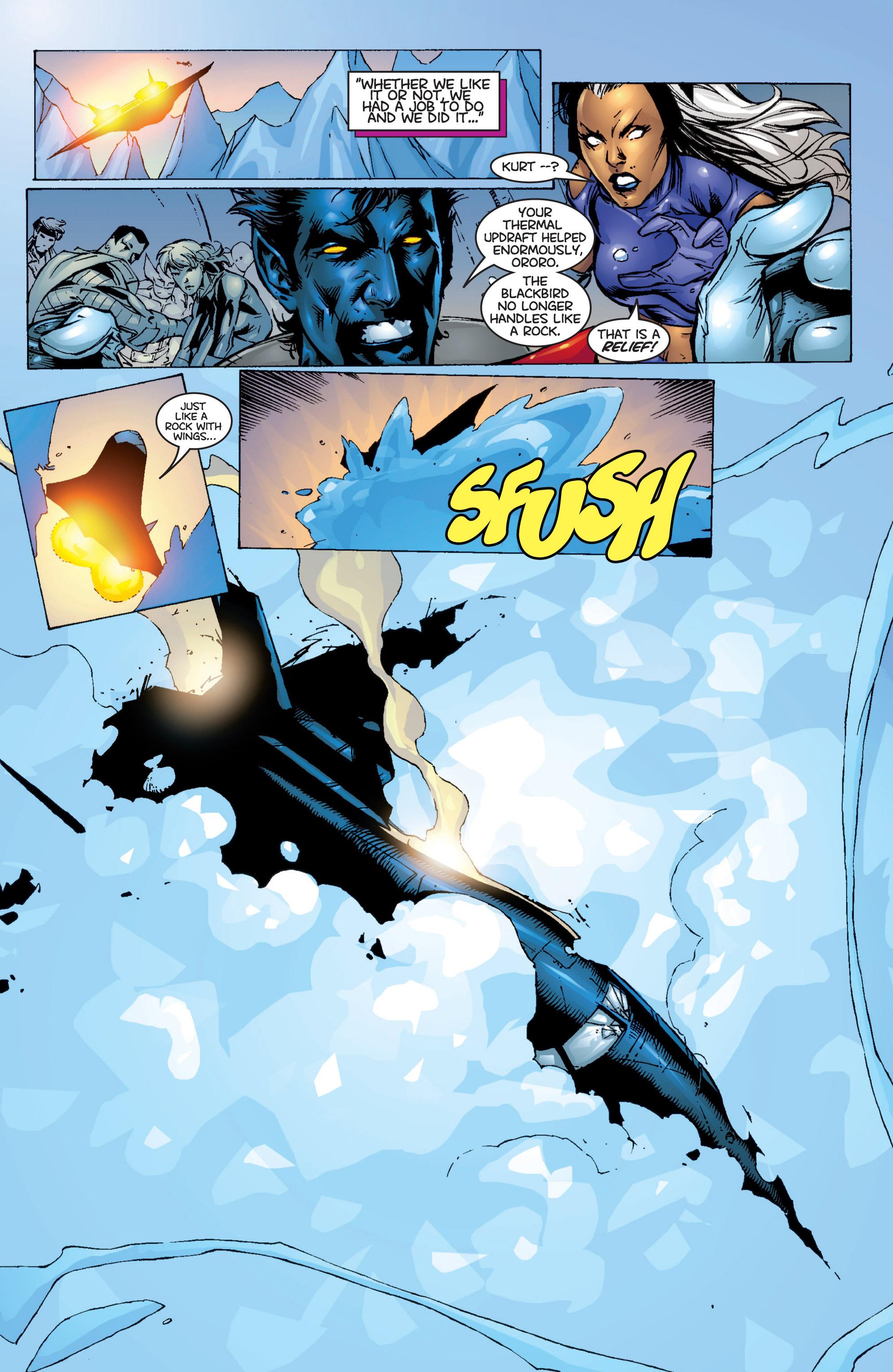 Read online Uncanny X-Men (1963) comic -  Issue #366 - 22