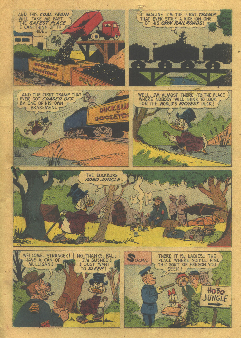 Read online Uncle Scrooge (1953) comic -  Issue #32 - 31