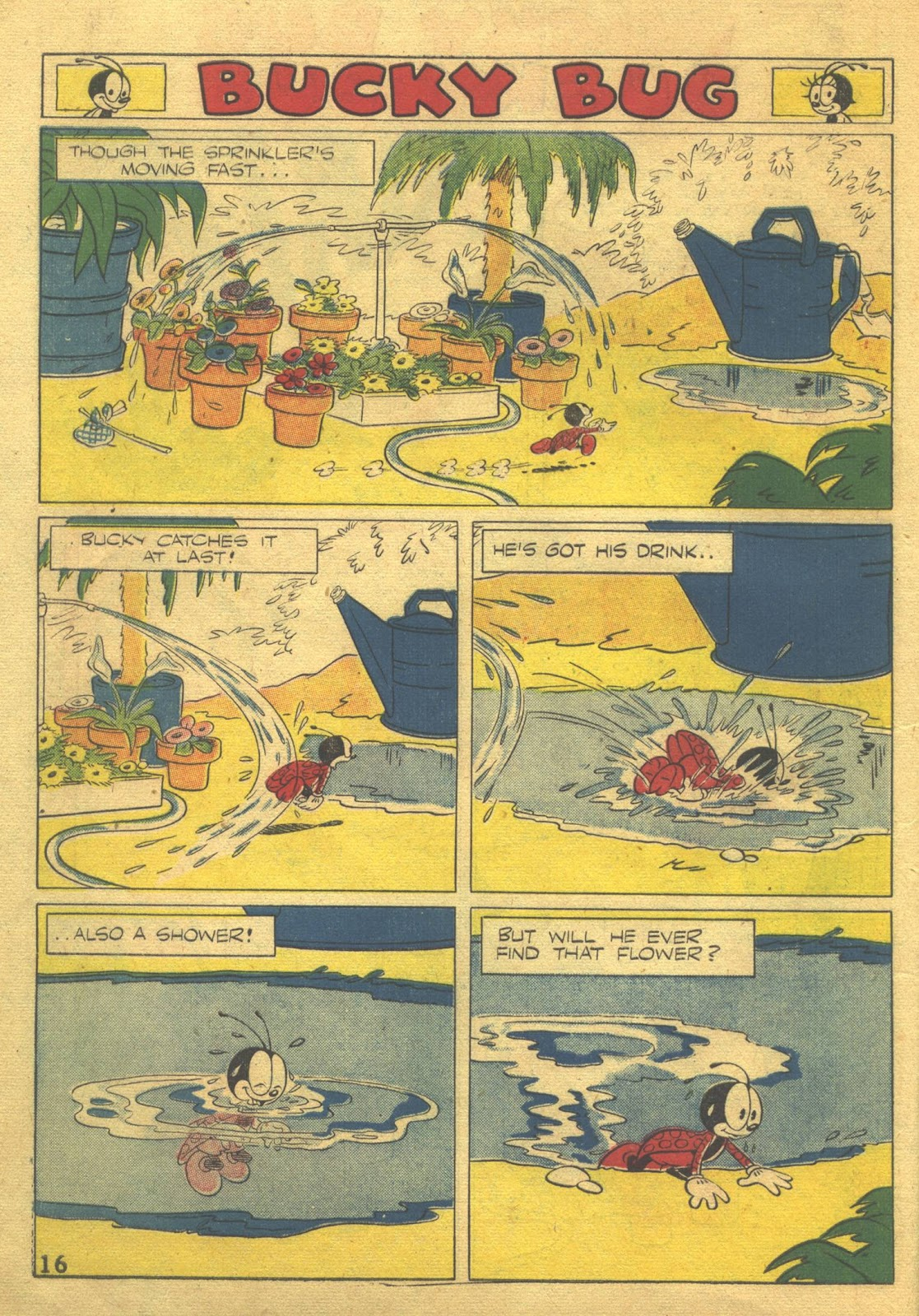 Walt Disney's Comics and Stories issue 39 - Page 18