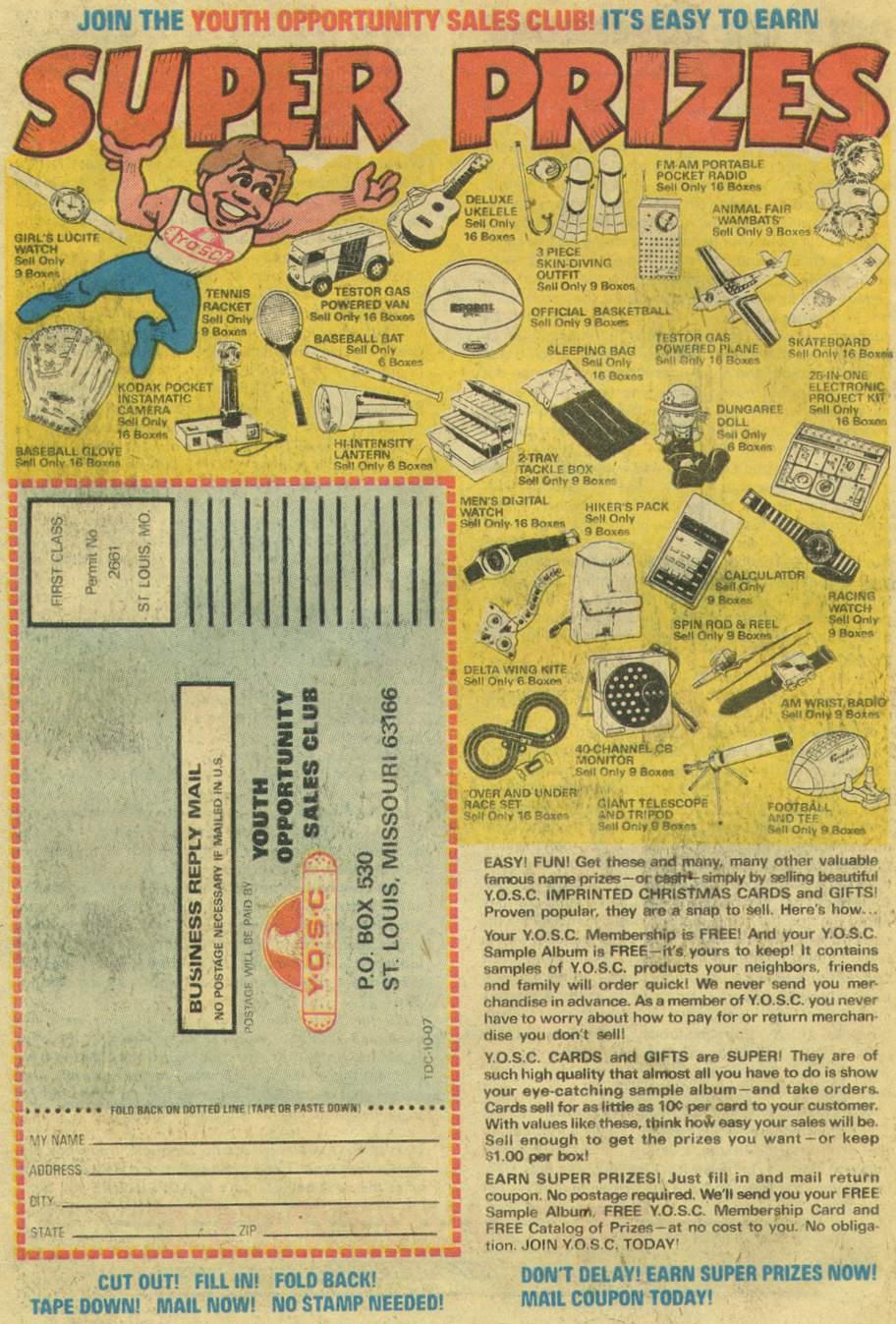 Read online Adventure Comics (1938) comic -  Issue #454 - 33
