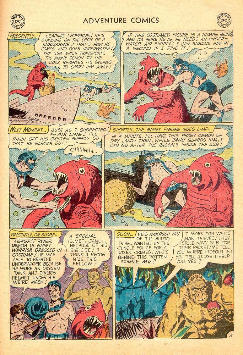 Read online Adventure Comics (1938) comic -  Issue #274 - 29