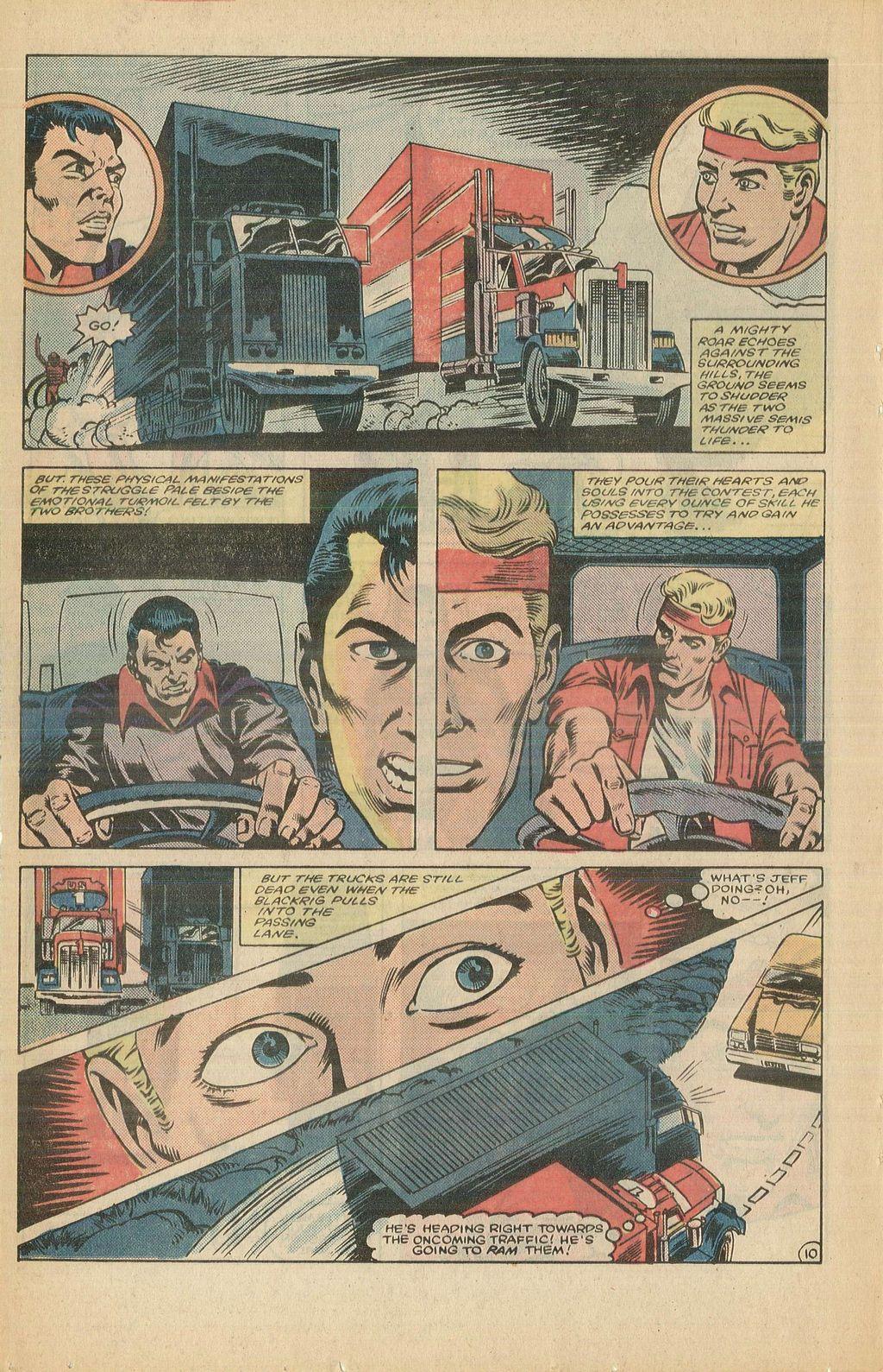 Read online U.S. 1 comic -  Issue #12 - 16