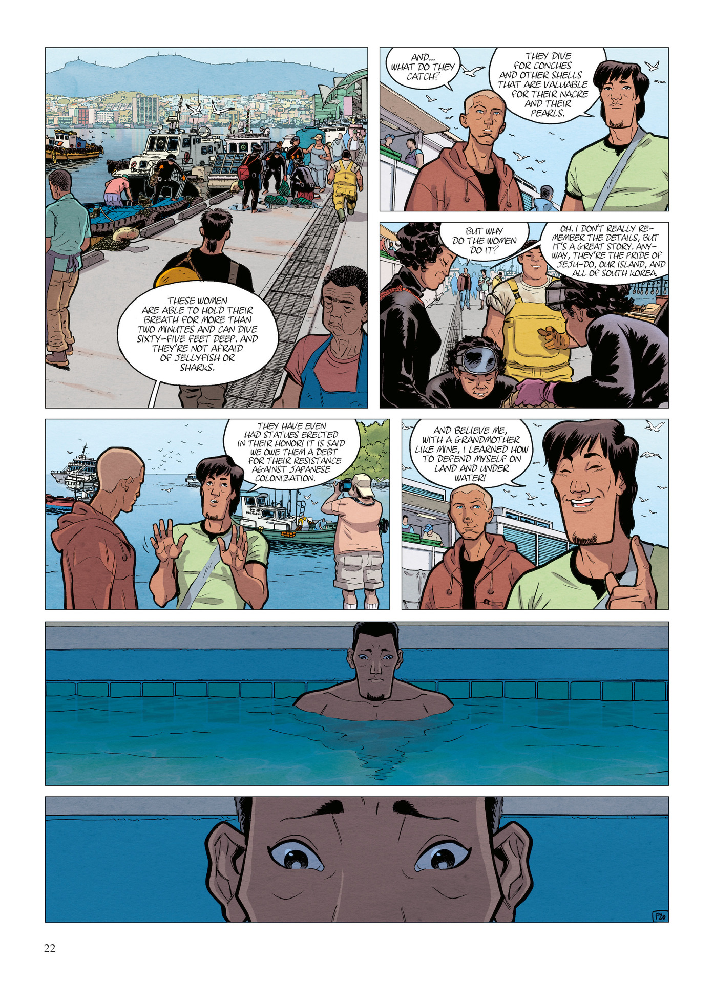 Read online Alter Ego comic -  Issue #5 - 24