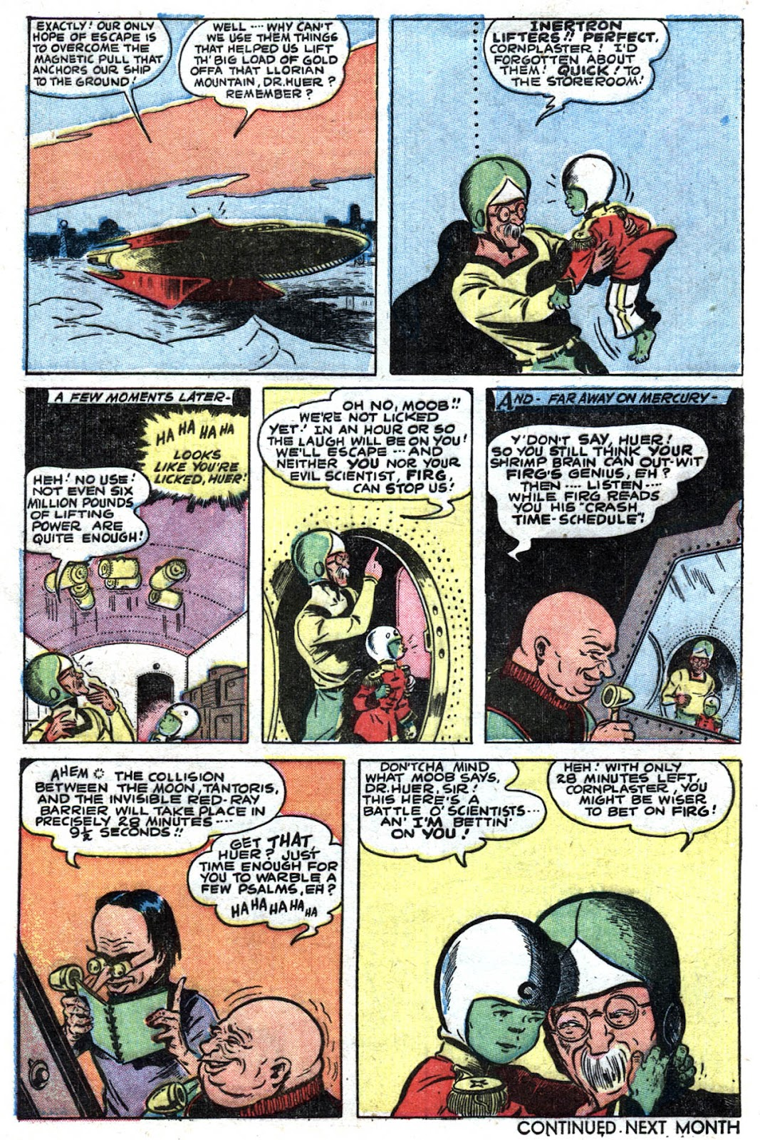 Read online Famous Funnies comic -  Issue #176 - 8