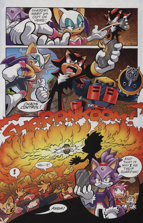 Read online Sonic Universe comic -  Issue #22 - 11