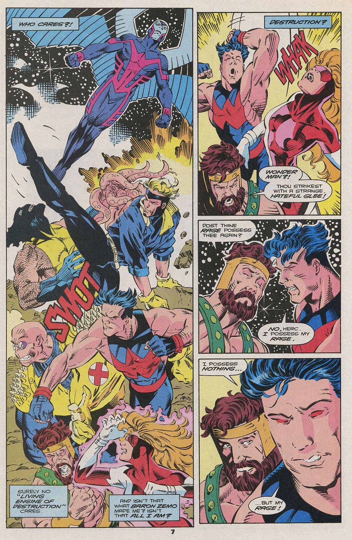 Read online Wonder Man (1991) comic -  Issue #15 - 6