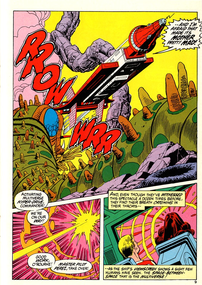 Read online Atari Force (1982) comic -  Issue #5 - 11