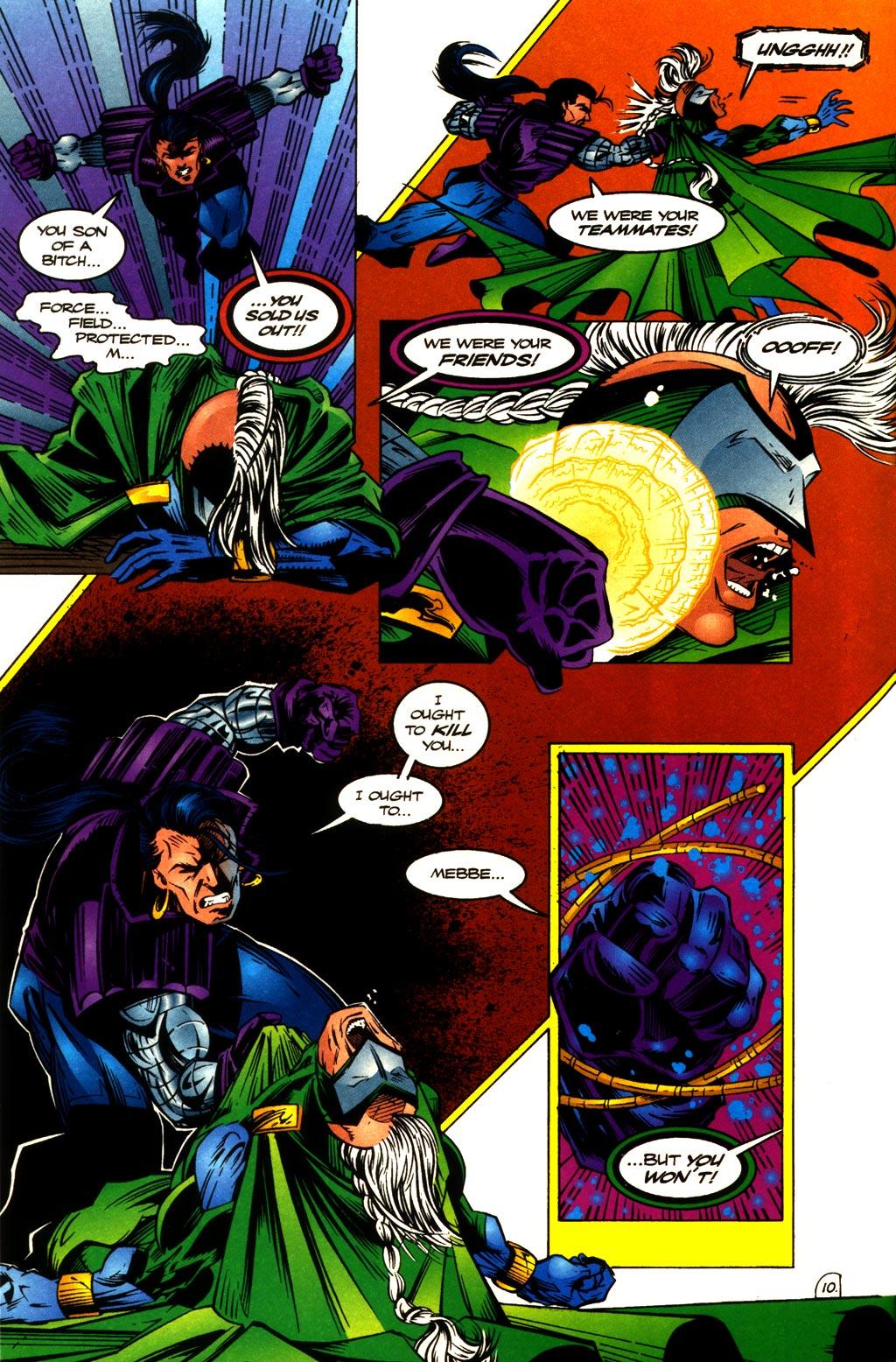 Read online ShadowHawk comic -  Issue #10 - 12