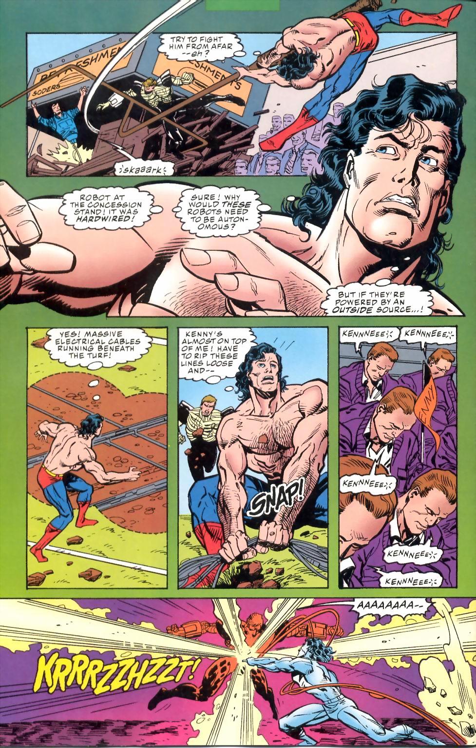 Action Comics (1938) 711 Page 21