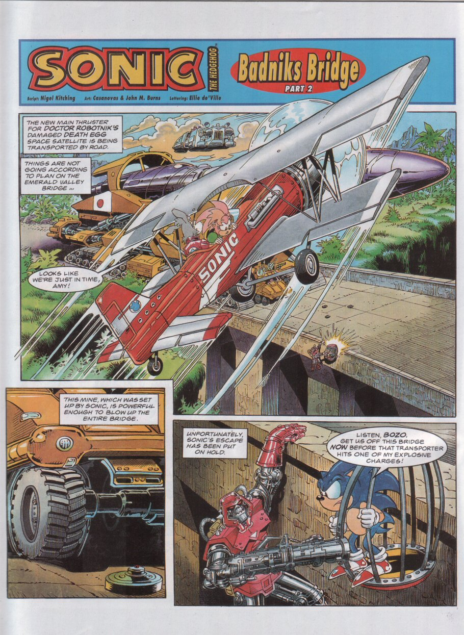 Read online Sonic the Comic comic -  Issue #44 - 3