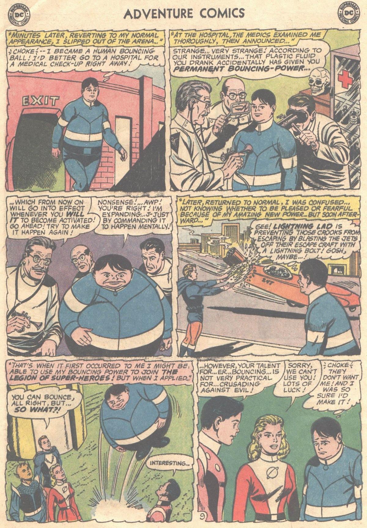 Read online Adventure Comics (1938) comic -  Issue #498 - 20