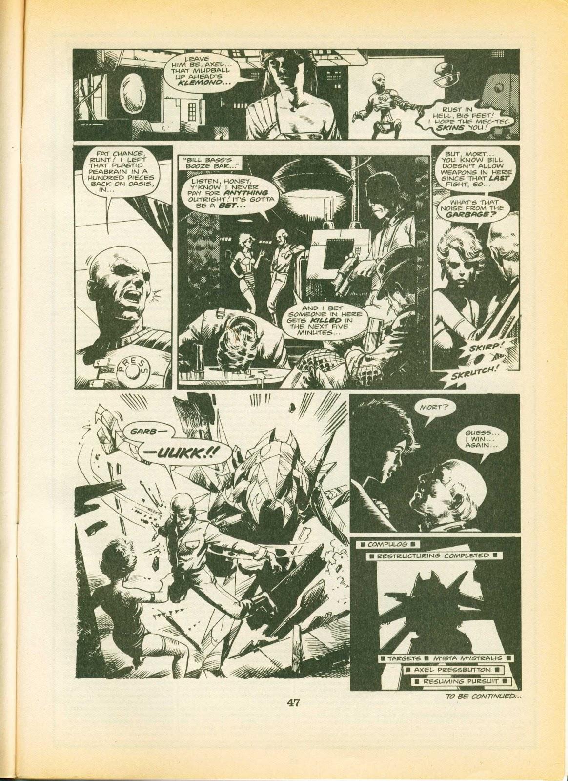 Warrior Issue #9 #10 - English 47