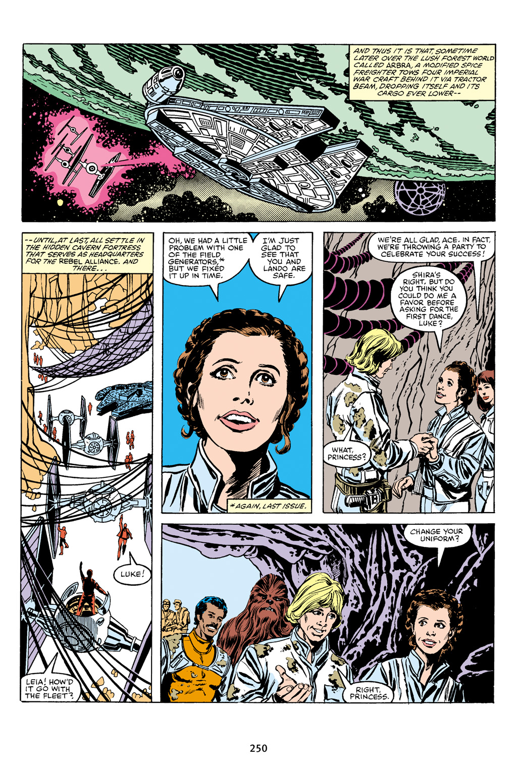 Read online Star Wars Omnibus comic -  Issue # Vol. 16 - 247