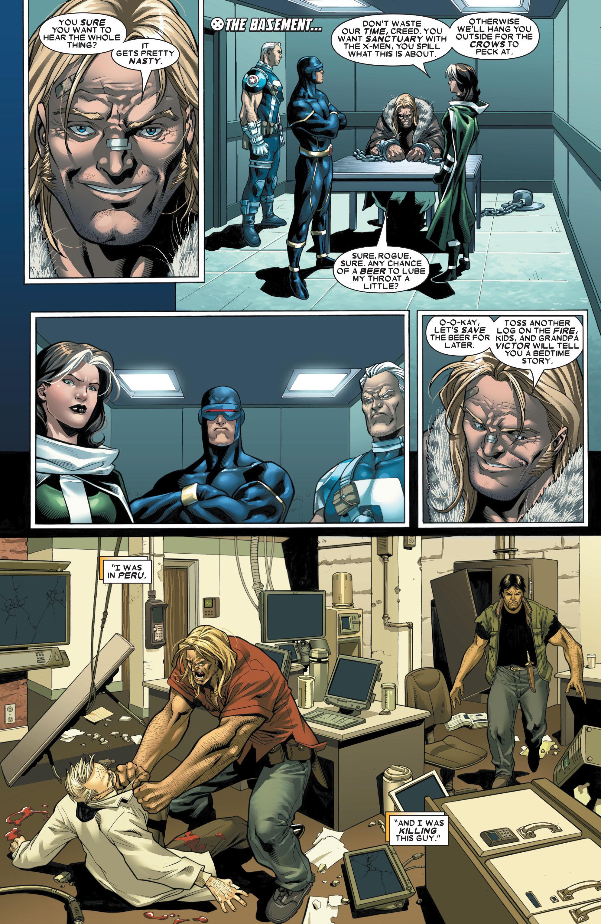 X-Men (1991) 191 Page 3