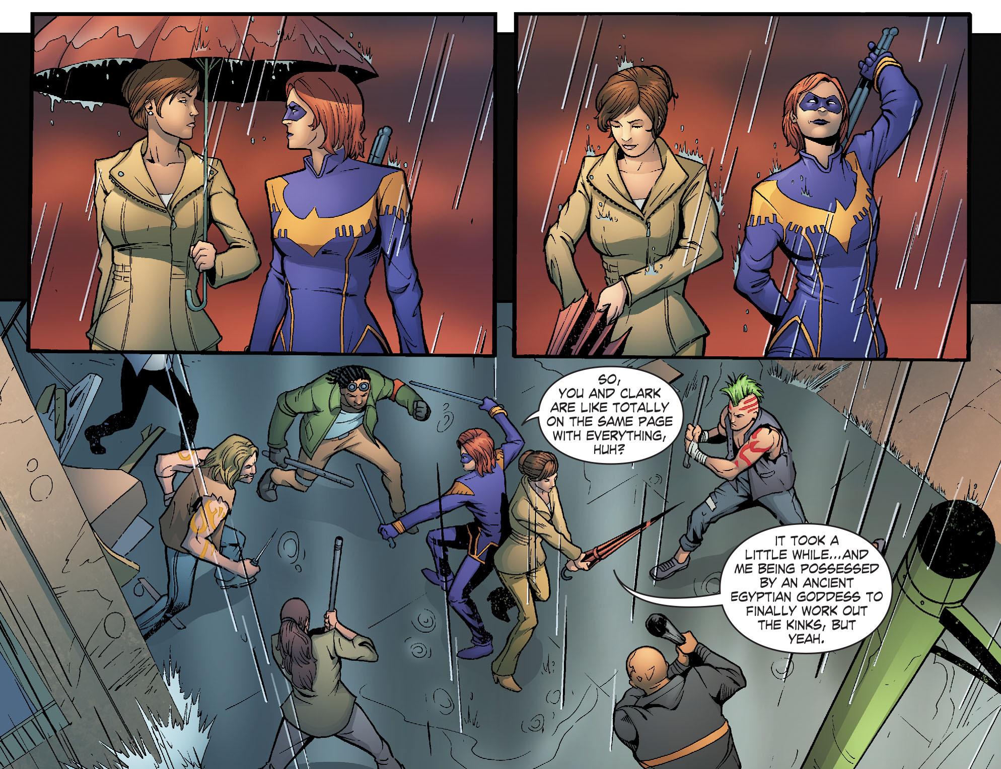 Read online Smallville: Alien comic -  Issue #8 - 6